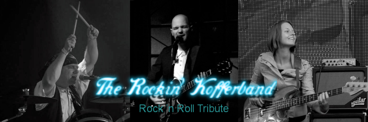 the Rockin' Kofferband afbeelding